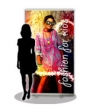 Roll up Banner, 120 x 200cm